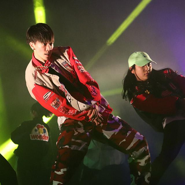 dance TRAX TOKYO レポート